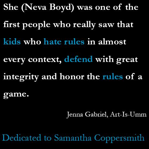 Samantha Coppersmith